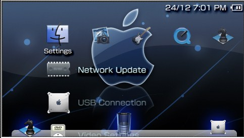Cool psp themes free download.