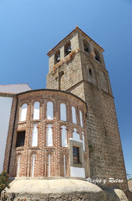 Iglesia de Santa María la Mayor de Béjar