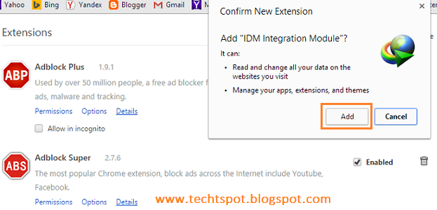 Add idm extension in chrome new version add idm extension in chrome browser4 ccuart