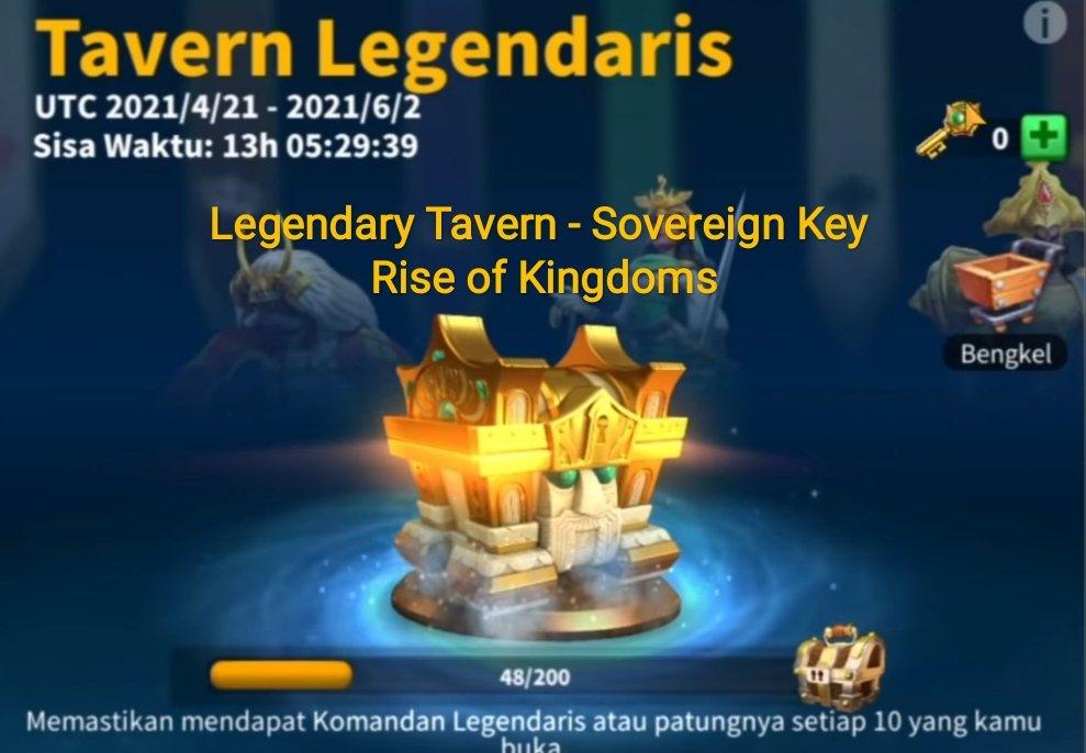 legendary tavern legendaris rok