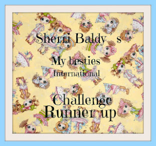 Runner Up of  September  Challenge