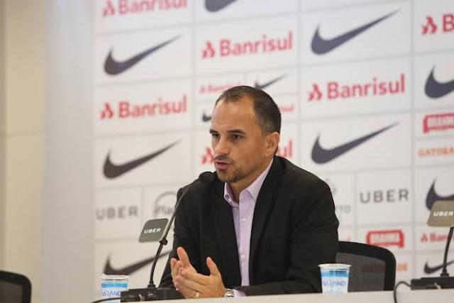 Executivo pode deixar o Inter (Foto: Reprodução)