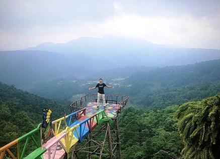Wisata Alam Rumah Pohon Pabangbon