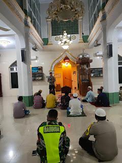 Silaturahmi Kamtibmas Akhir Pekan, Kapolres AKBP Kadarislam Ingatkan Prokes di Masjid dan Pondok Pesantren