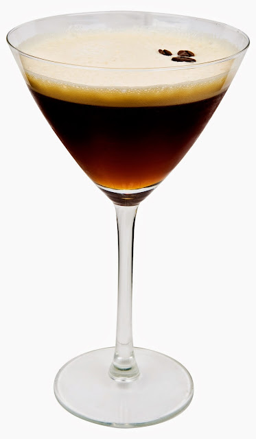 5 Cocktails to Celebrate the First Days of Summer- Teeny Bikini Coffee Martini