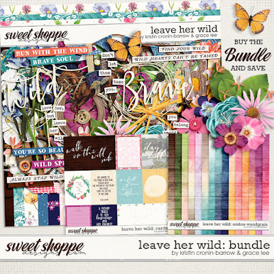 Leave Her Wild: Bundle