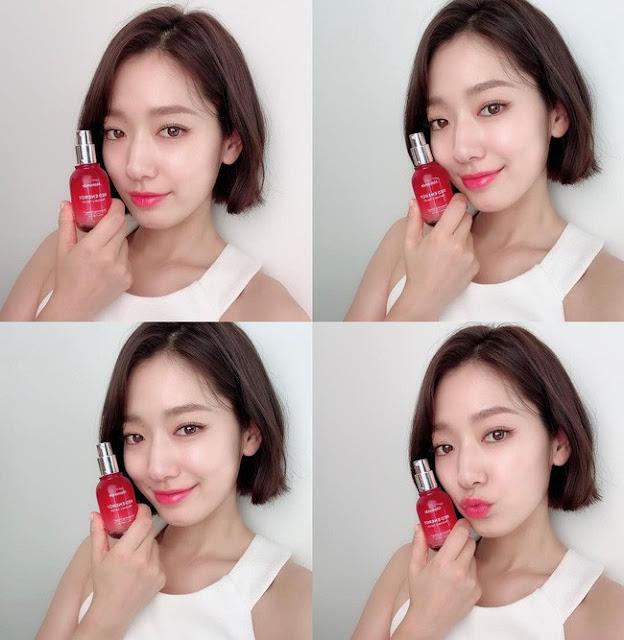 Những kiểu tóc ngắn đẹp của Mỹ nữ Hàn quốc
