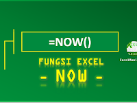 Fungsi Excel NOW