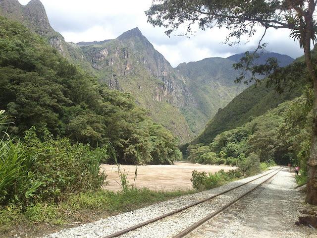 Camino Machu Picchu Perú