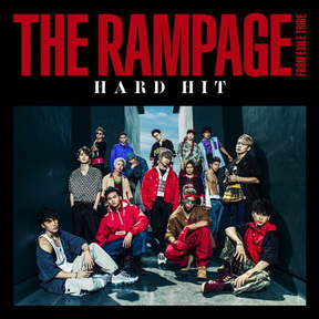 Single] THE RAMPAGE from EXILE TRIBE – HARD HIT (2018 07 18/MP3/RAR
