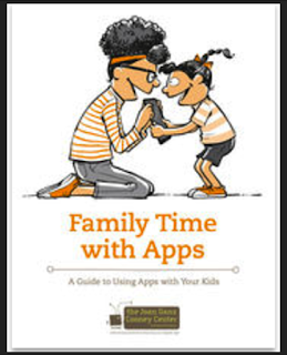 Turn Screen Time into Family Time- Parents Guide to Using Apps with Kids