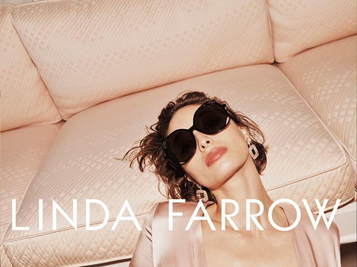 Linda Farrow Fall/Winter 2020 Campaign