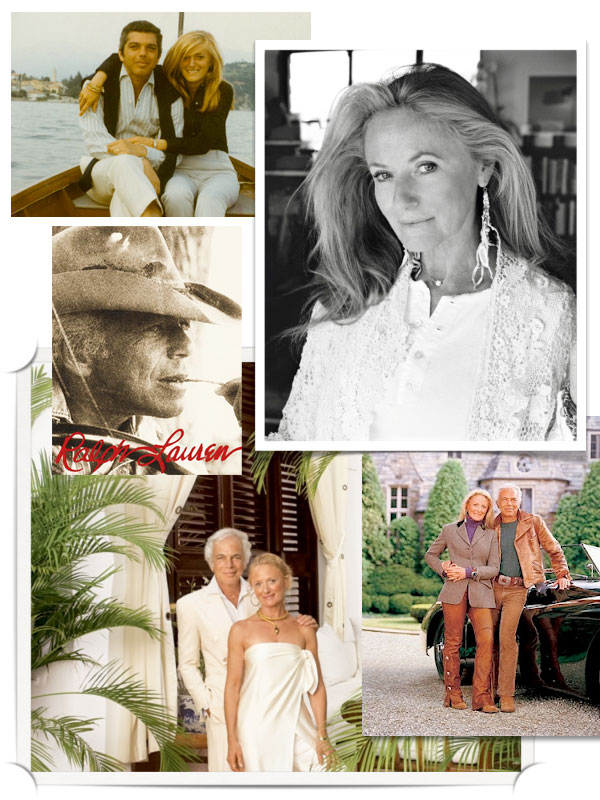 {great love stories № 10 | ricky & ralph lauren}