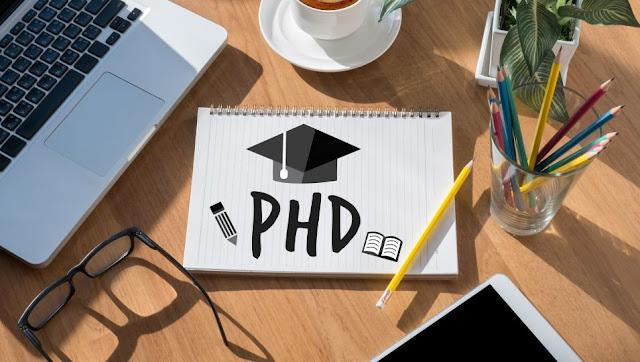 Rahsia 4 Doa Untuk Lulus PhD
