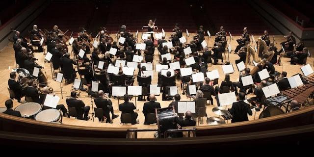 Mirga Gražinytė-Tyla and the City of Birmingham Symphony Orchestra (Photo CBSO)