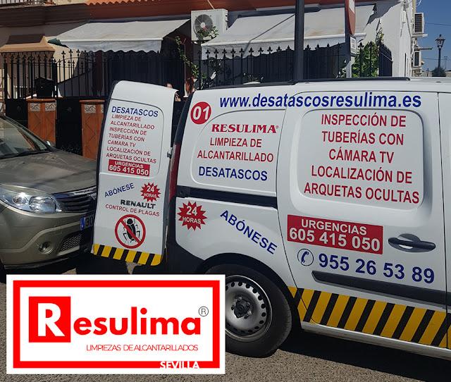 Desatascos económicos en Sevilla