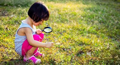 Children learning innately