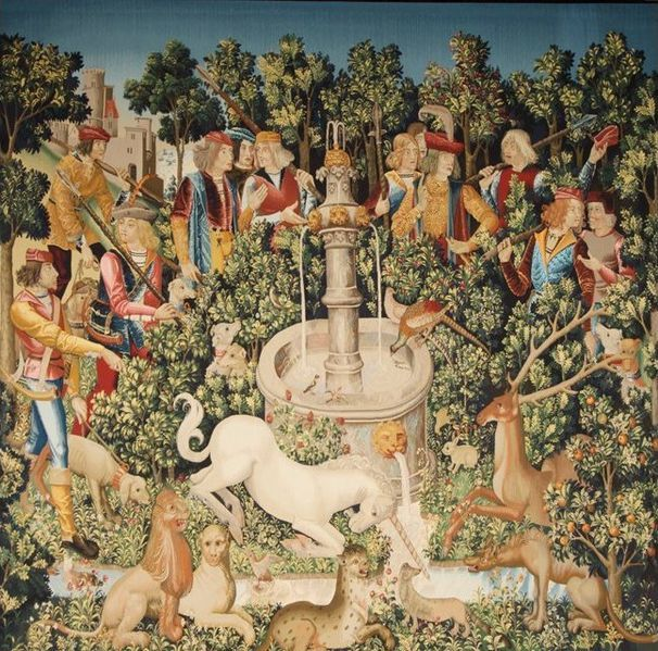 The Symbolism Of Jewels And Flowers In Medieval Society