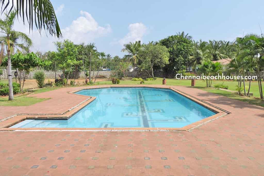 blue angel beach house swimming pool photos