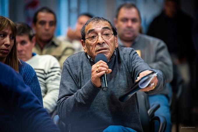 Festram repudió y exige a la Justicia actuar por el ataque al gremialista