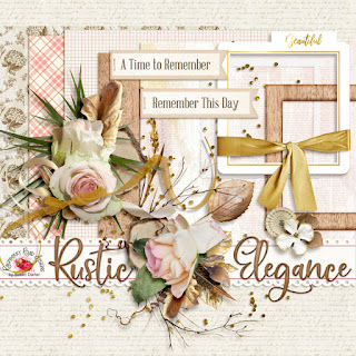 New Rustic Elegance Collection & Freebie