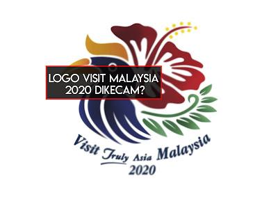 Logo Rasmi Tahun Melawat Malaysia 2020 di Kecam ?