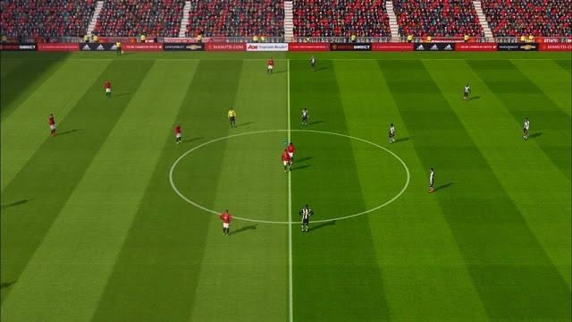 PES 2017 HD PS4 Sweet by M.Ainul