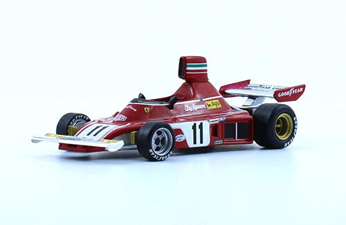 Ferrari 312 B3 1975 Clay Regazzoni f1 the car collection