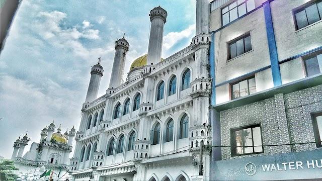 Dewatagaha Jumma Mosque, Colombo