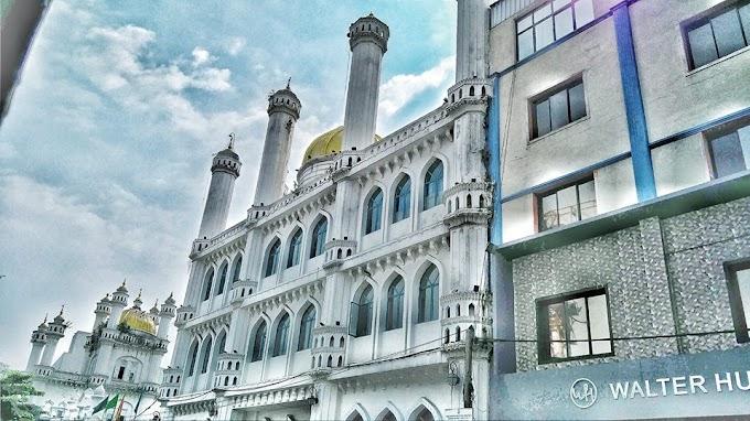 Dewatagaha Jumma Mosque, Colombo Srilanka