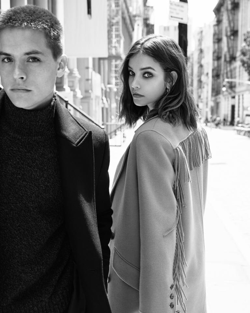 The Kooples Fall/Winter 2019 Campaign