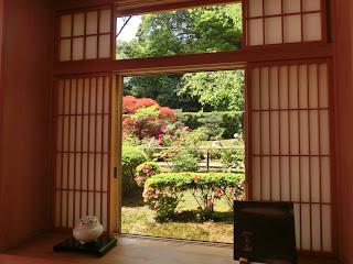 長壽寺小方丈