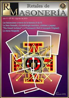 Retales Masonería 98 – Agosto 2019