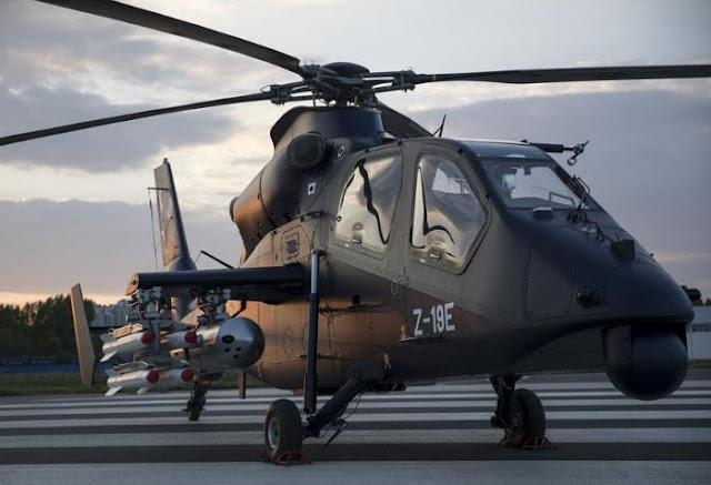 Harbin Z-19 specs