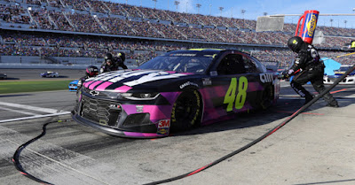 Hendrick Motorsports has implemented detailed procedures to protect the health of its team members. (#NASCAR)