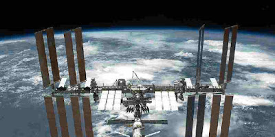 Why International Space Station Placed At 400 Above The Earth Surface?