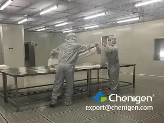 Chenigen 4.5 Meters Class 10 Polyester Wipes/Cleanroom Wipers -4