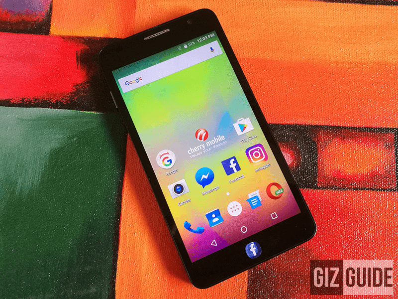 Cherry Mobile FB100 Review - Budget FB Camera Phone