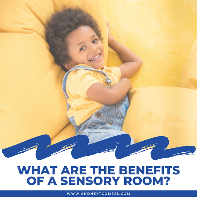 What are the benefits of a sensory room?