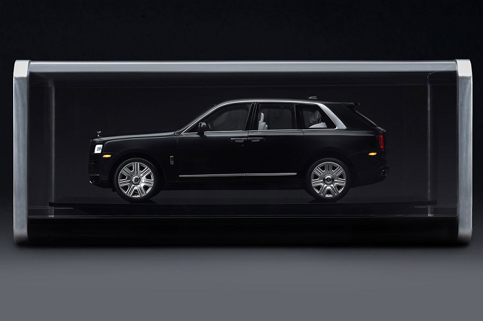 Rolls-Royce 1:8-Scale Cullinan Model Replica Price