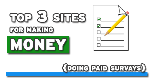 make money by dong paid servays
