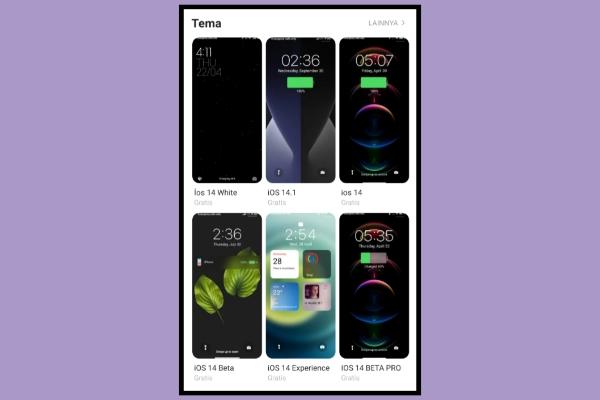 Cara Mengubah Status Bar Xiaomi Menjadi iPhone Tanpa Aplikasi