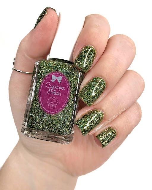 Cupcake Polish Friends With Trees 25 Sweetpeas