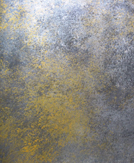 Array Of Color Inc Sponging With Metallic Paint