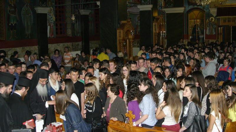 Αλεξανδρούπολη: Βραδινή Θεία Λειτουργία για τους υποψηφίους των Πανελληνίων Εξετάσεων