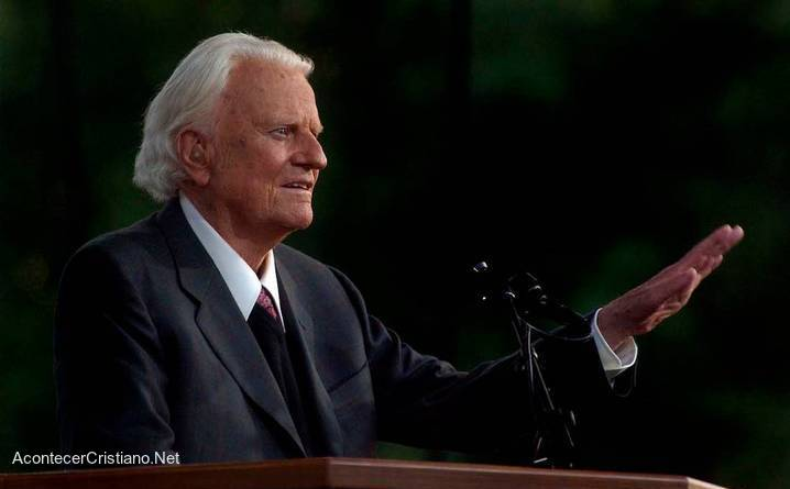 Billy Graham sermón acerca del diablo