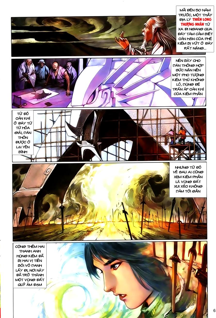Phong Vân chap 410 Trang 6