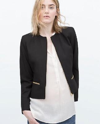 código promocional 56087 dbe55 chaquetas de mujer zara