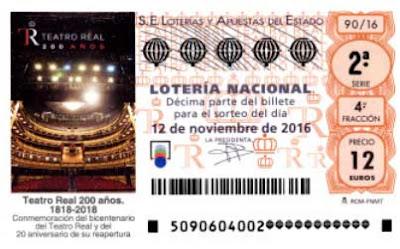 Loteria nacional del sabado especial de noviembre 2016