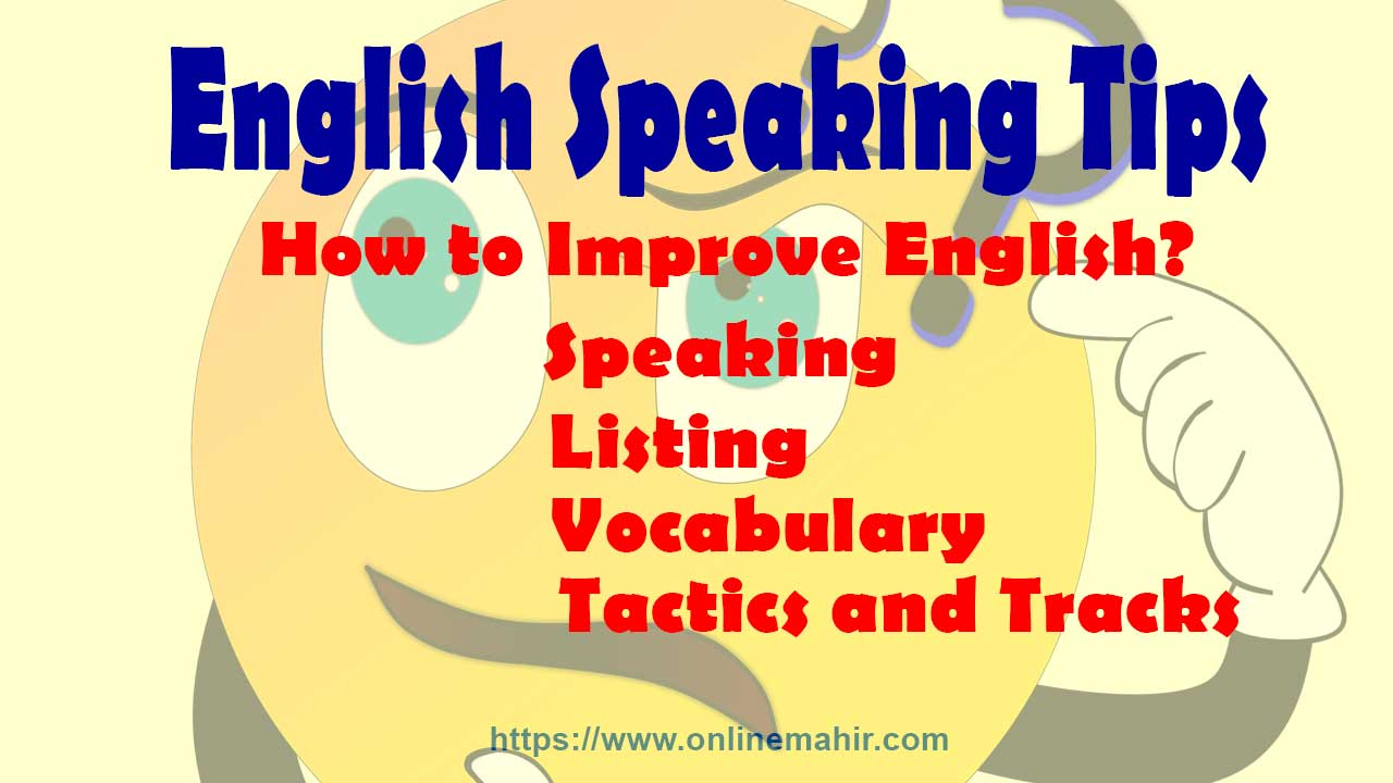 english speaking tips thumbnail
